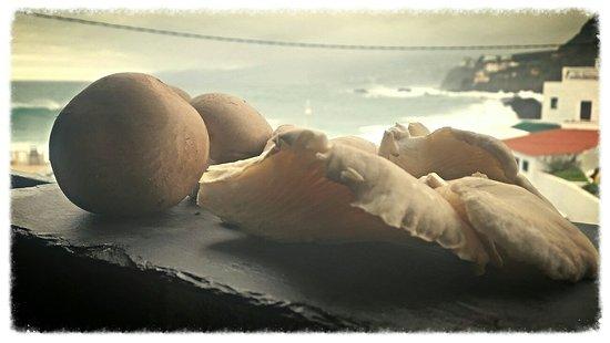 San Juan de la Rambla, Spain: Los mejores ingredientes y los mas frescos