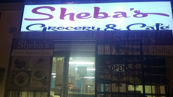 Sheba S Grocery And Cafe