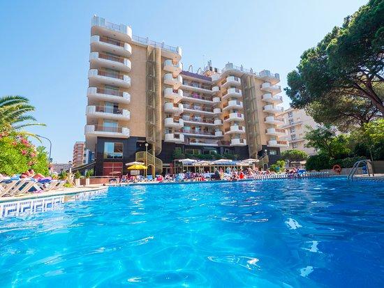 Hotel Blaumar Blanes Espagne Voir Les Tarifs 121