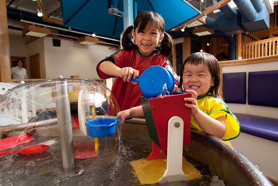 Sciencenter: Designated space for toddlers to have fun