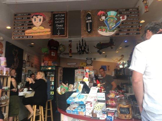 restaurant review reviews europa delicatessen deli miami beach florida