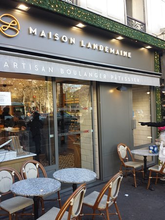 Photo of Restaurant Maison Landemaine Roquette at 136 Rue De La Roquette, Paris 75011, France