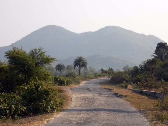 ‪‪Biharinath Hill‬: Biharinath from the Way‬