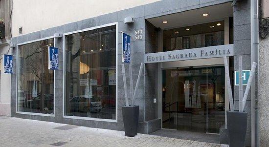 ホテル サグラダ ファミリア