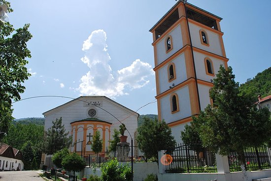 SVETI NIKOLA CHURCH-TETOVO