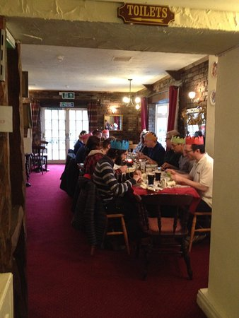 The Bell at Standerwick: It's that time again to enjoy Xmas at a great venue
