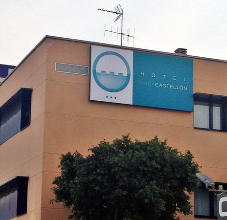 Hotel Onda Castellón: 643274 Exterior