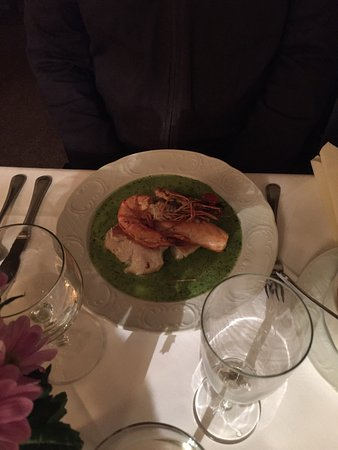 restaurant krameramtsstuben god mad i historiske omgivelser