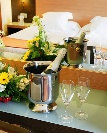 Hotel Blanca de Navarra: 500518 Restaurant