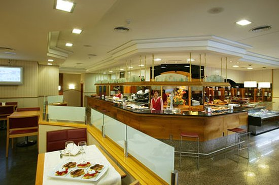 Hotel Blanca de Navarra: 500518 Bar/Lounge