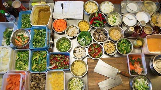 Michael Wan's Mandarin Cantonese Restaurant: Mandarin Spices