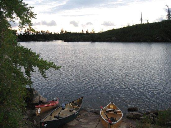 Voyageur Canoe Outfitters: canoe trip 026_large.jpg