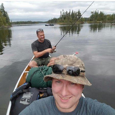 Voyageur Canoe Outfitters: Munkee_0919072749_large.jpg