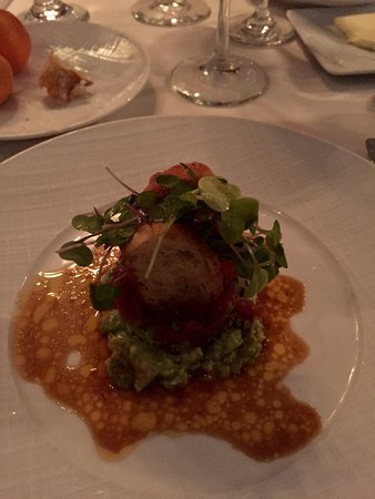 Lambertville, NJ: Tuna Tartare (excellent)