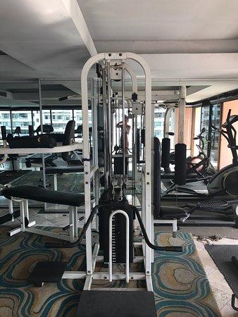 Best Comfort: Salle de sport