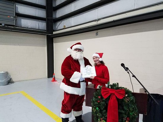 Fort Riley, แคนซัส: Christmas Party 2nd Battalion,First Aviation Regiment