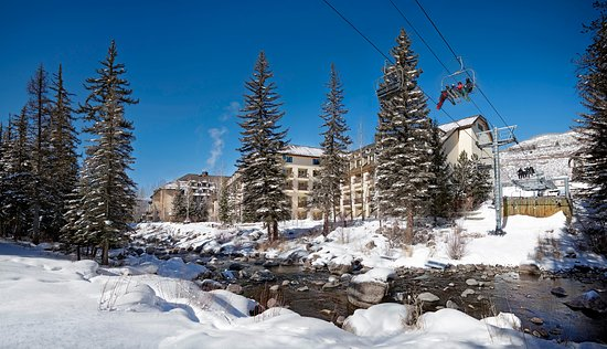 Hotel Talisa, Vail: Hotel Talisa Chair 20 Onsite Lift