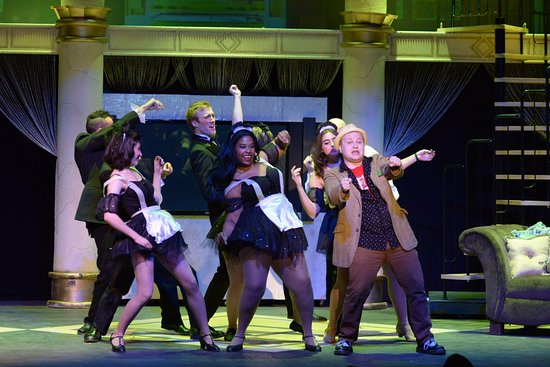 Dirty Rotten Scoundrels - Picture of The Ziegfeld Theater