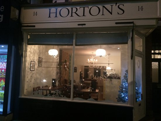 Bexhill-on-Sea, UK: Horton's