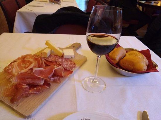 Caffe Del Tasso 1476: Нарезка