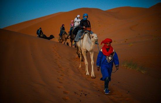 Merzouga, Sahara