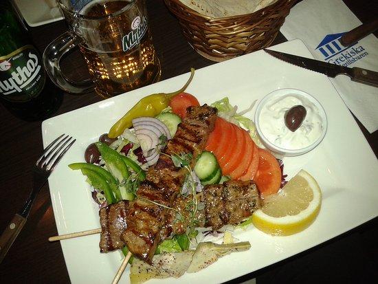 Grekisk Grill | Torslanda Pizzeria