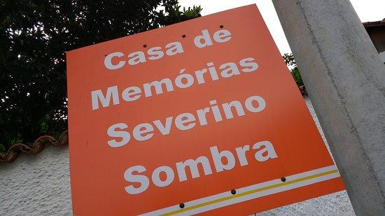 Casa de Memória Severino Sombra