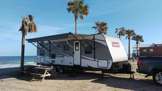 Pleasing Beachfront Camping Picture Of Beverly Beach Camptown Home Interior And Landscaping Eliaenasavecom