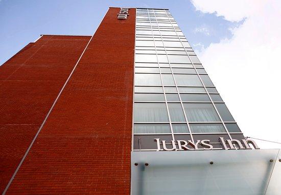Jurys Inn Sheffield: Jurys Sheffield Exterior