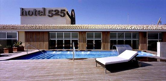 525酒店