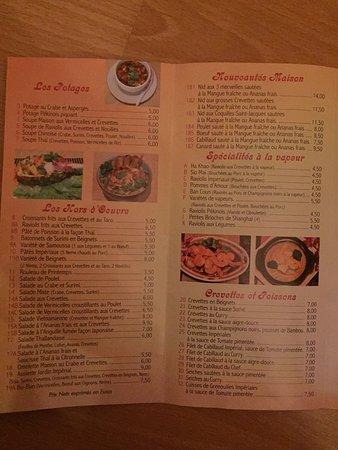 Restaurant le jardin imperial dans senlis avec cuisine for Le jardin imperial marines de cogolin
