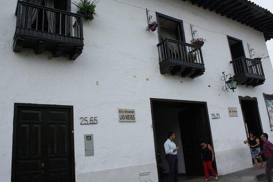 Hotel Las Nieves Photo