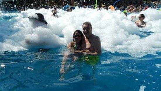 valentin imperial riviera maya foam party