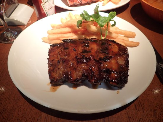 Half Rack Of Beef Ribs Picture Of Ribs And Rumps