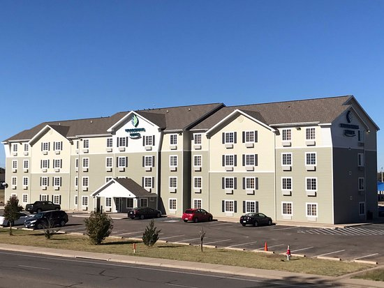 WoodSpring Suites Lubbock West