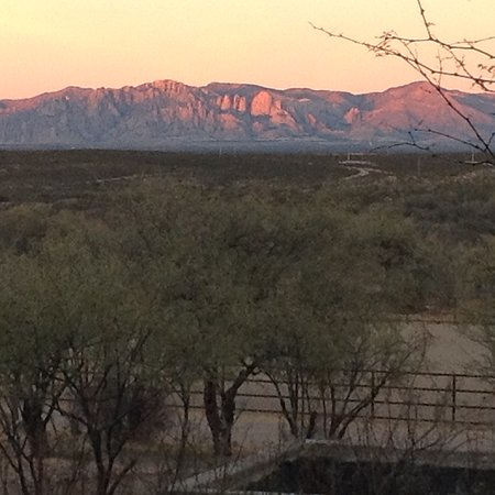 Tombstone Monument Ranch : View from room