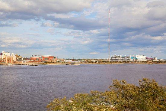 Lexington Hotel Conference Center Jacksonville Riverwalk Everbank Field And Baseball Grounds