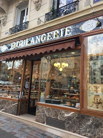 Restaurant Avenue Daumesnil Paris  Ef Bf Bdme
