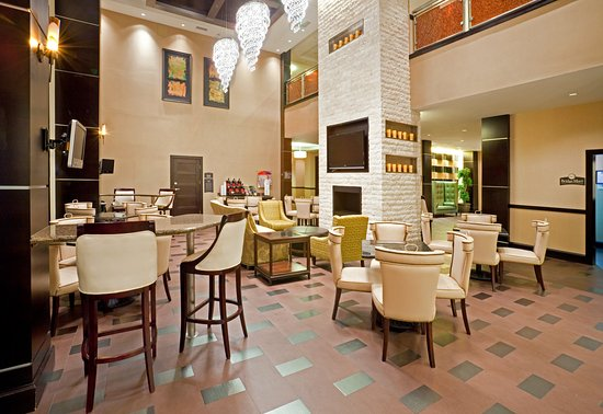 Irving, TX: Guest Dining Lounge