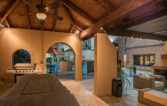 Irving, TX: Guest Patio