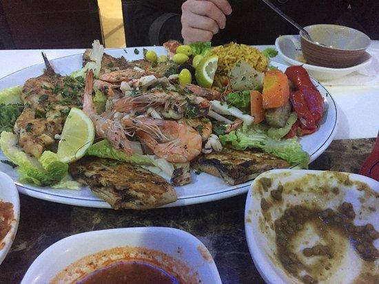 Snack Amine : poisson
