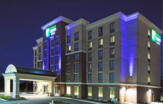 Holiday Inn Express Hotel & Suites Halifax Airport: Night or Day We Are Here To Serve Your Needs