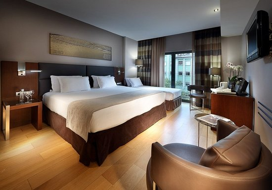 Eurostars Das Letras Hotel : 646255 Guest Room