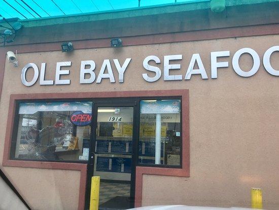Ole Bay Seafood Norfolk 1916 Lafayette Blvd