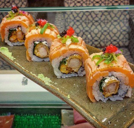 Sushi Master Espaço Marques