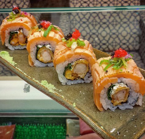 Sushi Master Espaco Marques