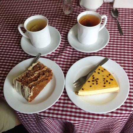 Cafeteria Muselina