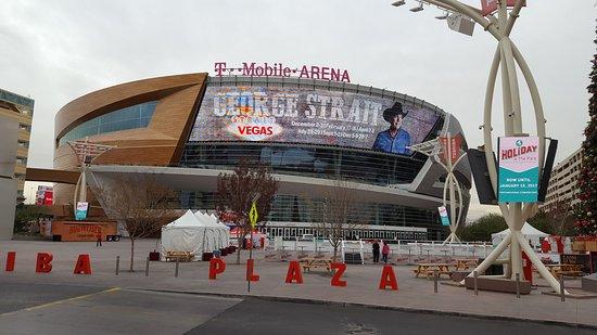 T Mobile Arena Picture of T Mobile Arena Las Vegas TripAdvisor