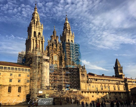 Katedra Santiago de Compostela