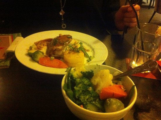 Drogheda, Ireland: Turkey and Ham